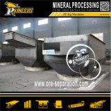 Attrezzatura mineraria del Jigger minerale di separazione della maschera del minerale metallifero dell'oro di gravità