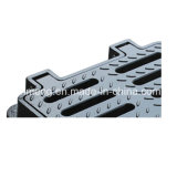 Alto Load Rating Gully Grate D400 con Hinge