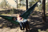 Hammock Goodwin Double - Portable Hammock Ideal per Camping, Backpacking, Kayaking & Travel