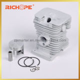 Kolben-und Zylinder-Installationssätze für Kette sahen Ersatzteile (Weiß MS180)