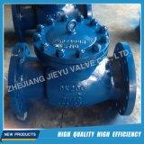 Válvula de verificação de Pn40 Dn300 Wcb/1.0619/Gp240gh/GS-C25