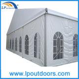Напольный большой ясный шатер свадебного банкета шатёр случая пяди