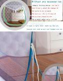 성숙한 대형 침대 형식 접히는 모기장