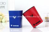 2016熱い販売のかわいいコップの形のBluetoothのステレオスピーカーの携帯用小型スピーカー