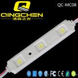La bassa tensione 12V impermeabilizza SMD5050 per il modulo lineare della pubblicità LED