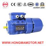 Motor eléctrico trifásico de Indunction del freno magnético de Hmej electro