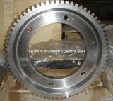 Steel inoxidável Gear Ring com CNC Machining