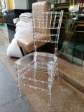 Party、Event、Wedding (M-X1150)のための明確なResin Chiavari Chair Tiffany Chair