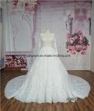 Платье длиннего шнурка втулки Backless Bridal