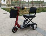 mini tricycle électrique pliable de 350W 48V avec la batterie au lithium (MS-013)