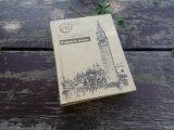 Notitieboekje van de Grootte van de Druk van het Notitieboekje van de Dekking van Kraftpaper het ZijA6