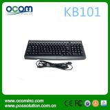 101 مفاتيح لوحة مفاتيح مع [منتيك كرد ردر] اختياريّة
