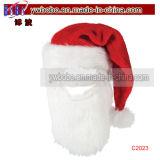 Chapéus da decoração do Natal da decoração do feriado do Natal do presente do Natal (C2025)