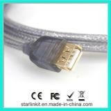 USB de Kabel van uitstekende kwaliteit 2.0 het Transparante Jasje van de Manier van 3.0 Versie