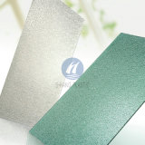 Raindrop Style Polycarbonate PC Embossed Sheet