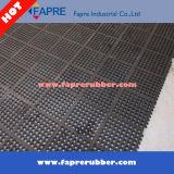 Couvre-tapis en caoutchouc de verrouillage solide d'évacuation/couvre-tapis en caoutchouc de verrouillage anti glissade/couvre-tapis Anti-Fatigue