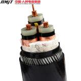 Câble d'alimentation isolé par PVC/XLPE de basse tension