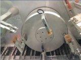 Machine à emballer horizontale automatique de cadre de carton pour le sachet