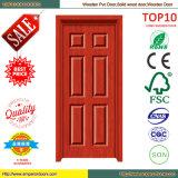 Späteste Auslegung-gute Qualitätsebenen-hölzerne Tür