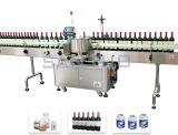 Envoltório em torno da máquina de etiquetas da posição/Labeler