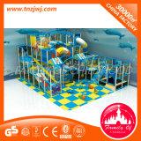 Patio de interior del juego suave del laberinto de los niños para la venta