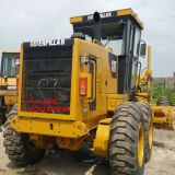 Verwendetes Hydraulic Caterpillar Gutes-Tyres-Wheels-Walking Motor Grader für Oman-Sohar-Port (cat-140K-2014year)