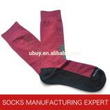 Verursachende Socke der Männer mit Sport-Sohle