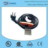 Cable térmico antihielo de la pipa de agua del PVC de Hdbv