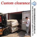 La logistique entretient l'agent de dédouanement et le double dédouanement - agent en douanes