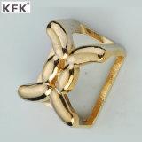 De glanzende Toebehoren van het Bergkristal met Gouden Ketting voor Handtas