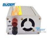격자 힘 변환장치 300W (SDA-300B) 떨어져 태양 Suoer DC AC 변환장치 24V