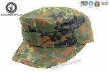 Casquillo lavado de pulido de los militares del sombrero del ejército del ocio de Jean