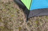 Selbstzelt, im Freien10, zwei Leute-Zelt, Strand-Zelt, kampierendes Zelt