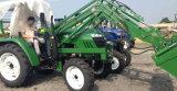 50HP 55HP 60HP che coltiva il trattore di Agriclture 4WD per il Kenia Congo Africa