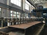 Fil d'acier de galvanisation faisant le fournisseur de matériel