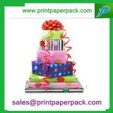 Alta qualidade Foldable caixa de embalagem de papel personalizada