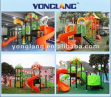 2015の熱い販売の魅力的な普及した運動場装置(YL20529-04)