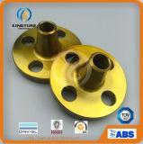Flange forgiate del Saldatura-Collo 150lbs del acciaio al carbonio (KT0391)