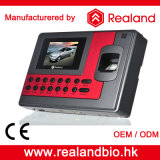 Realand Biometric Fingerprint時間およびAttendance Machine