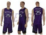 Baloncesto reversible Jersey de la alta calidad de la fabricación de la ropa de deportes de China