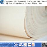Sacchetto filtro del collettore di polveri di PPS per l'impianto di miscelazione dell'asfalto
