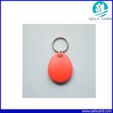 ABS colorido RFID Key Fob com T5577 IC/ID Chips