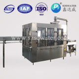 máquina de rellenar del agua de botella del animal doméstico de 6000b/H 500ml