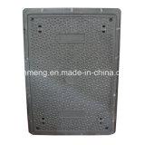 GV plástico Certificate D400 de Manhole Cover com S.S. Screw