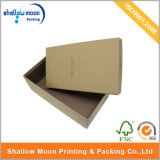 Caja de papel hecha a mano de Kraft (QYZ008)