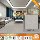 Mattonelle Polished Nano della porcellana del pavimento dell'ente completo grigio di colore (J6H15)