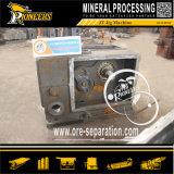 重力の金の鉱石のジグの分離のミネラルジガーの採鉱設備