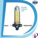 Filtro de placa automático del disco de la turbulencia del abastecedor barato del tratamiento de aguas
