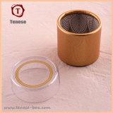 Boîte en carton de papier rigide ronde de nouvelle conception