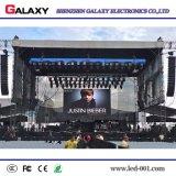 P3.91/P4.81 Innen-HD Miet-LED-Bildschirmanzeige für das Bekanntmachen
